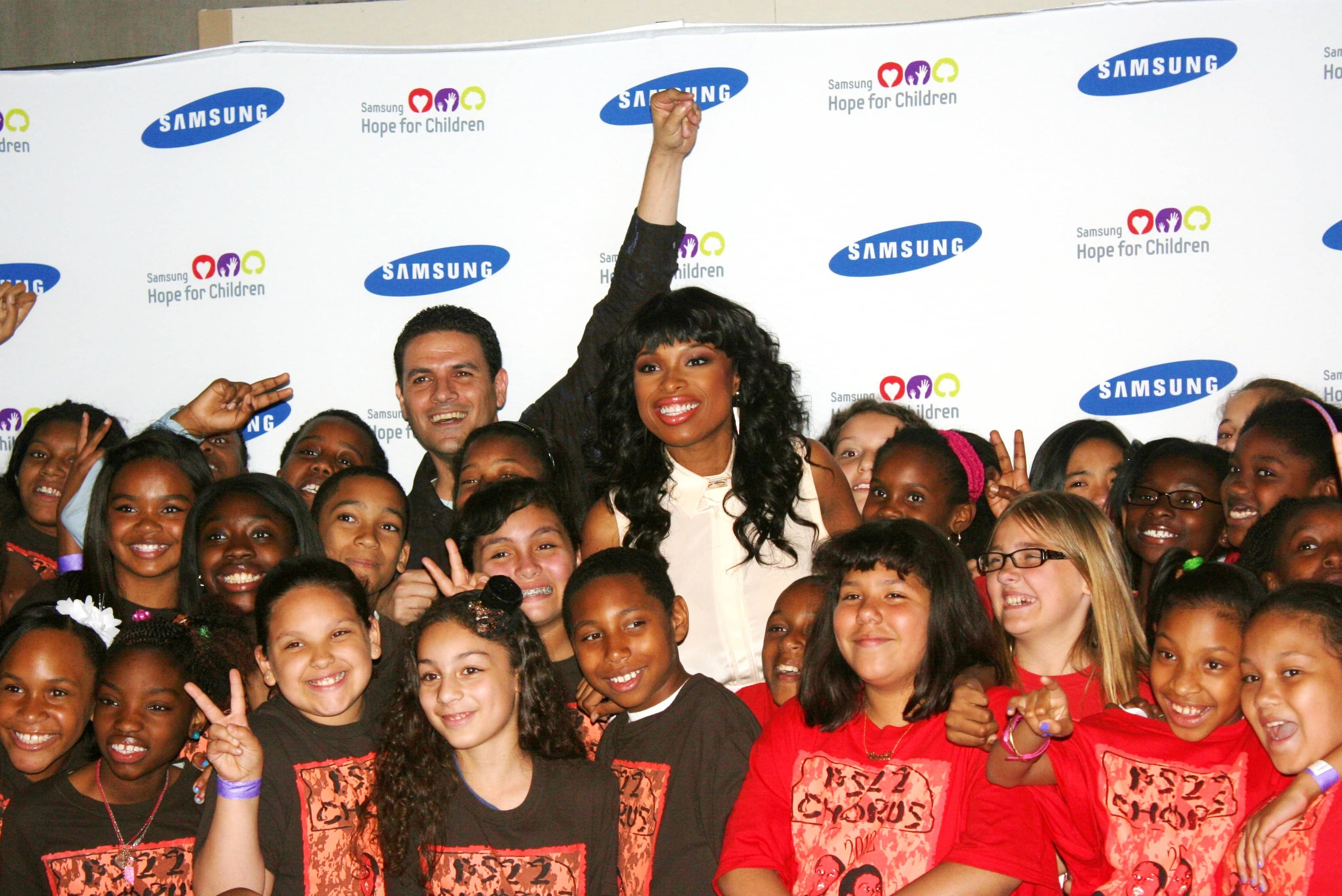 jennifer hudson and ps22 chorus