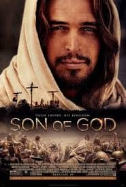 Official poster for SON OF GOD movie Lightworkers Media and Grace Hill Media