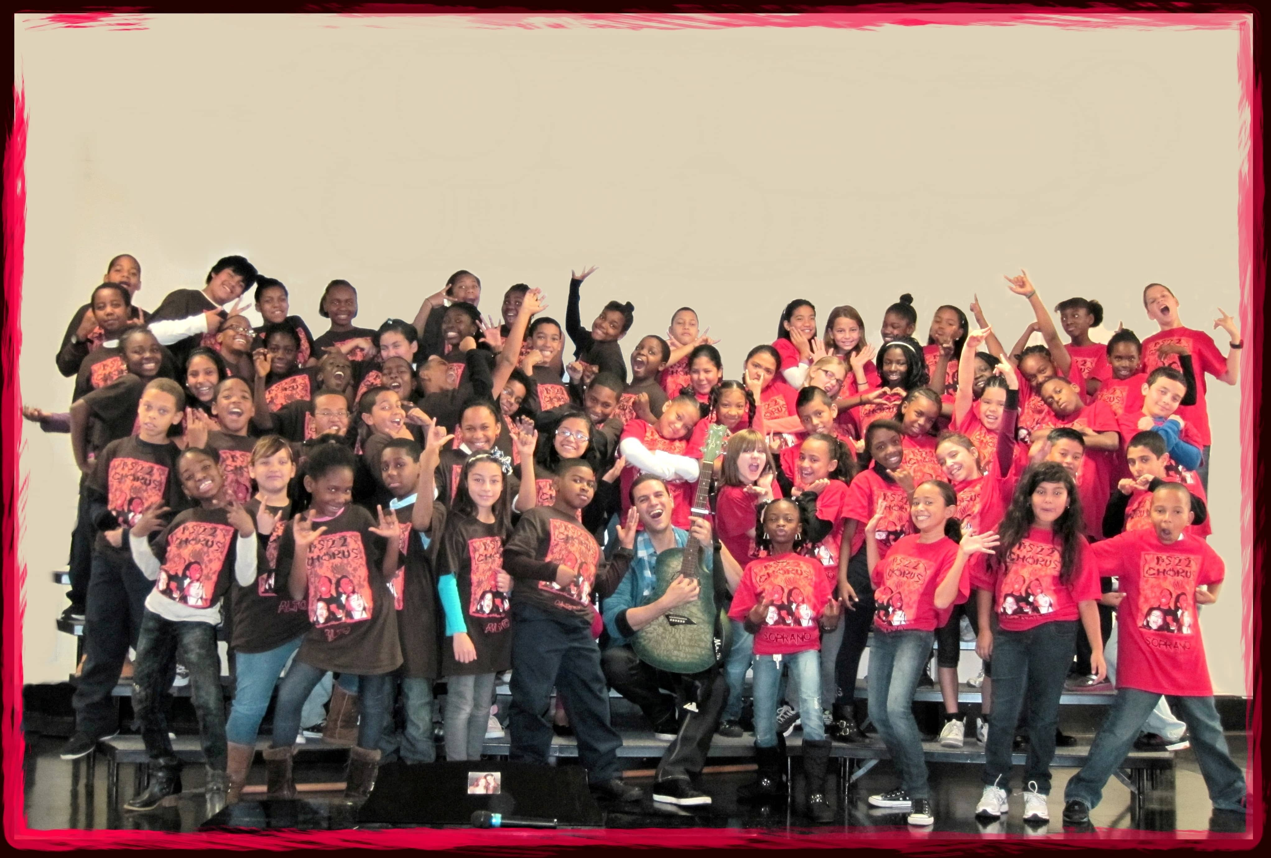 ps22 chorus group shot