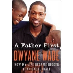 dwayne wade small book cover image
