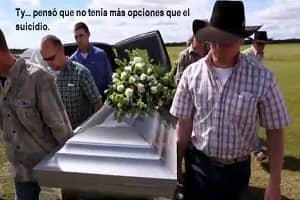 Un padre encuentra un propósito en la vida, después del suicidio de su hijo por causa del bullying 0F098D6938F04B72B8EAF9B78C8FB078