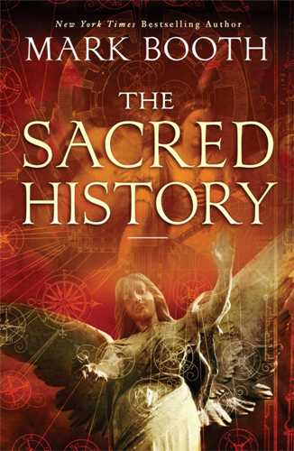 The Sacred History Book Cover