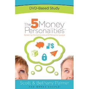 the 5 money personalities book cover