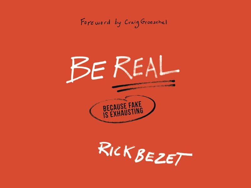 Be Real Book cover