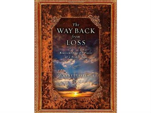 The Way Back from Loss Book Cover