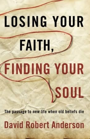 losing your faith finding your soul book cover