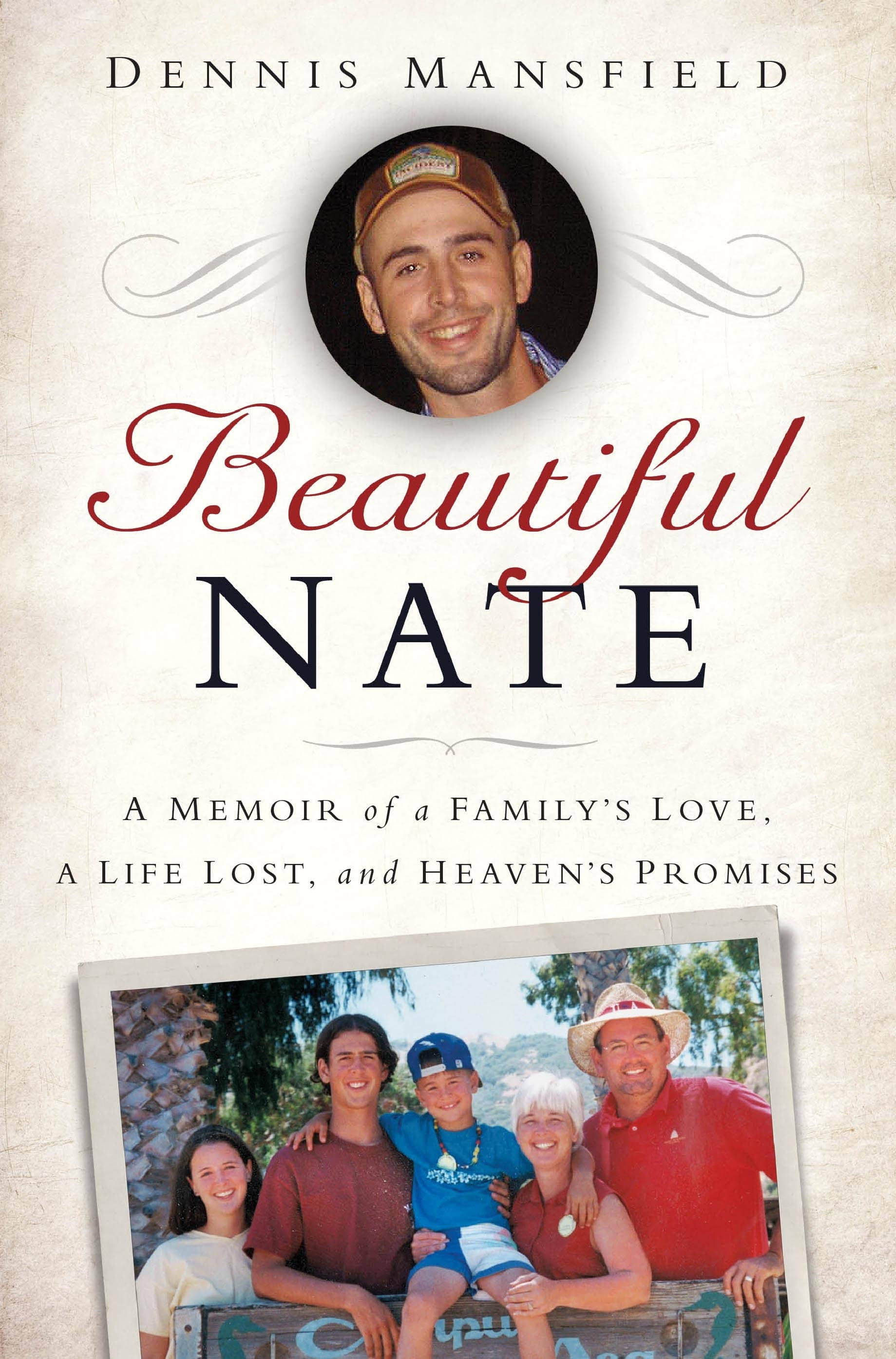 beautiful nate book cover