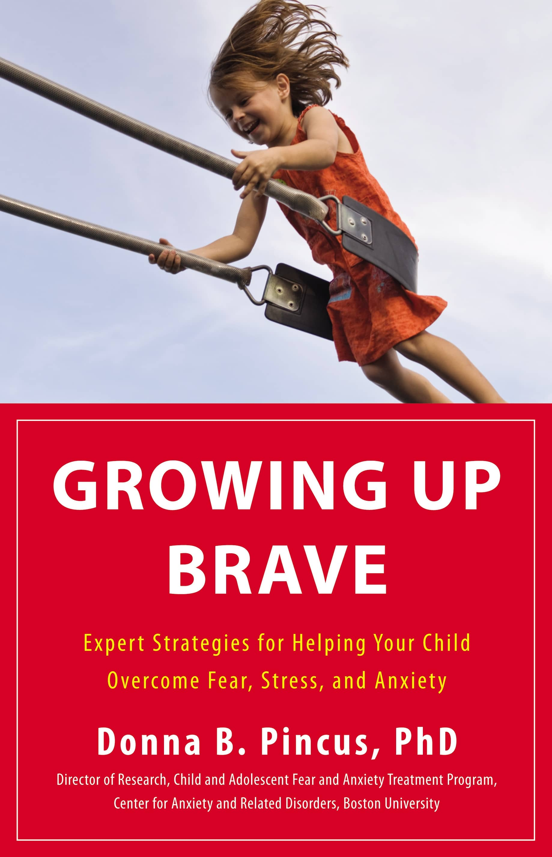Growing Up Brave Book Cover