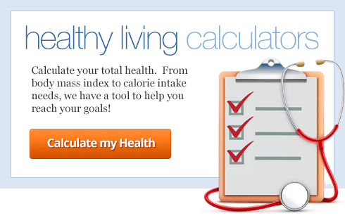 Healthy Living calculator