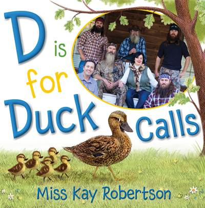 Image result for d is for duck commander