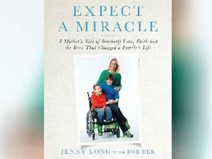 Expect a Miracle Book Jacket