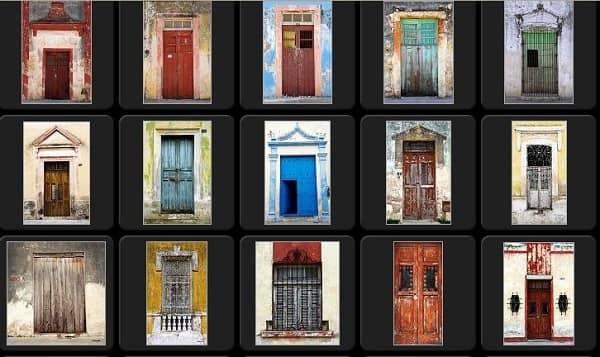 La puerta de la perseverancia 14 beliefnet for Puertas coloniales antiguas