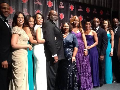 Td Jakes Daughters Wedding.Bishop Td Jakes Bishop Td And First Lady Serita Jakes