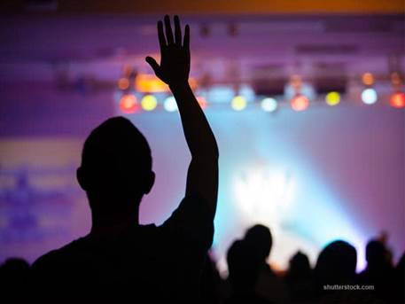 Christian worship, intimacy with God