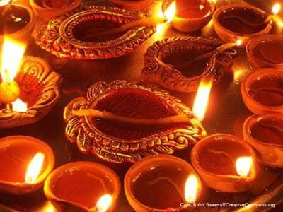 diwali - the triumph of light over darkness | lavina melwani
