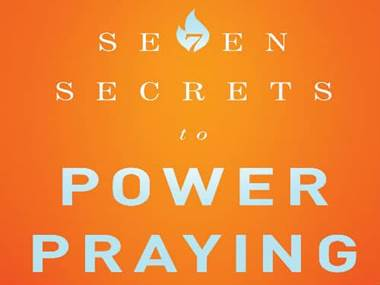 seven secrets to power praying book cover