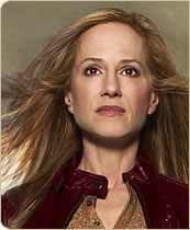 Holly Hunter in 'Saving Grace'