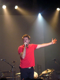 Audio Adrenaline's Mark Stuart