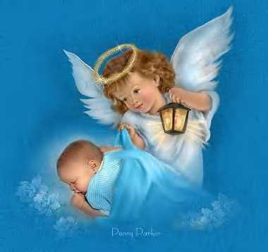 Adorable Angel Baby In Heaven! - Prayer Circles ...