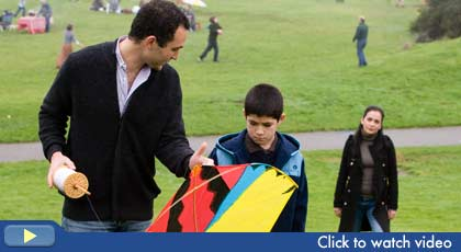 khaled hosseini talks about the kite runner novel and movie and  the kite runner