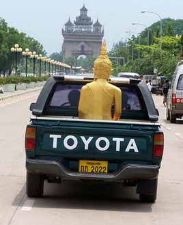 Buddha On-Board
