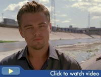 Leonardo DiCaprio in the 11th Hour