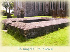 St. Brigid's Fire