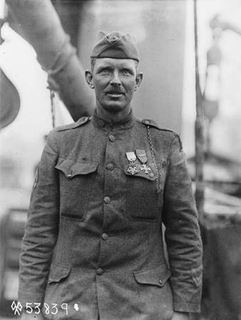 alvin york war hero,