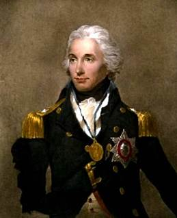famous war heroes, Lord Horatio Nelson