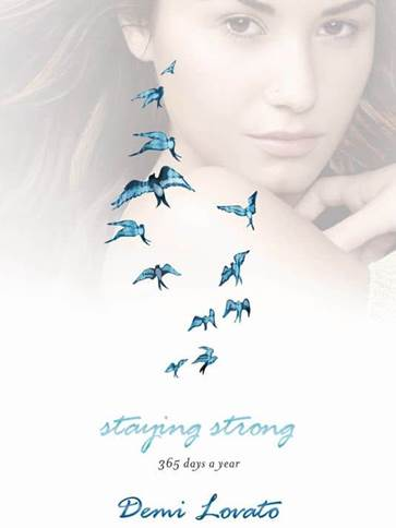 Demi Lovato Book Cover