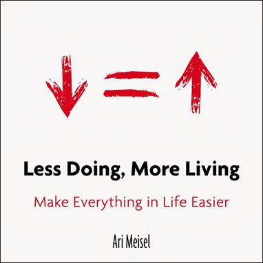 Less Doing More Living Book Cover