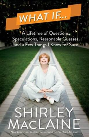 shirley maclaine book cover