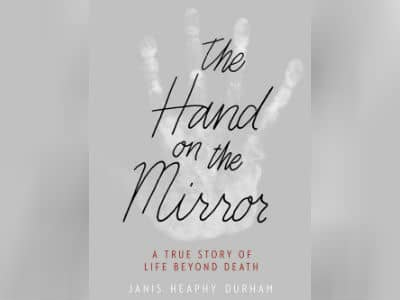 The Hand on the Mirror Book Cover