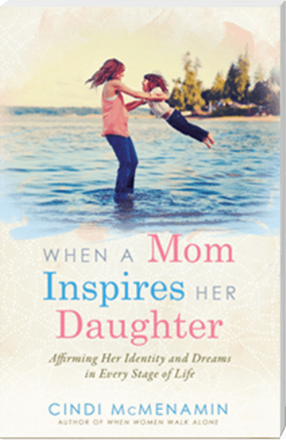 when a mom inspires her daughter book cover