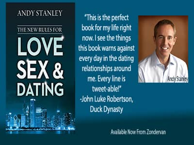Andy stanley dating book