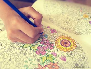 The Benefits Of Coloring Is Not Just For Kids Anymore It Being Used Adults To Help With Anxiety And Maintain Mindfulness