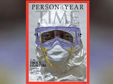 Time 2014 Person of the Year Ebola Workers