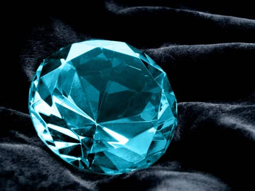Birthstone for March - Aquamarine