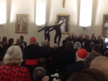 Tap Dancing Priests Show Off Amazing Moves in Viral Video