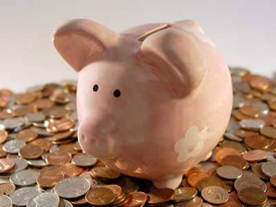 10 Ways to Be an Angel piggy bank