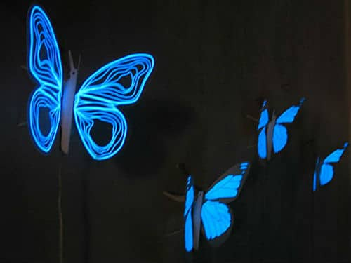Butterfly Night Lamp