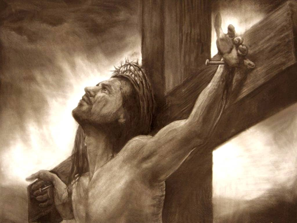 Jesus on the cross, Jesus saves, 5 things we learn at the cross