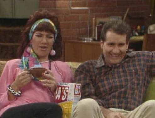 peggy and al bundy