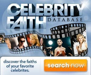 Celebrity Faith Database
