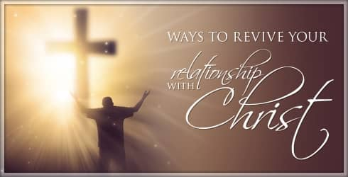Relationship with Christ