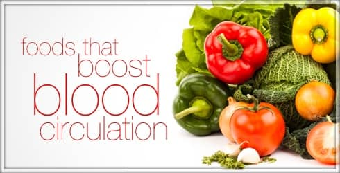 Foods Blood Circulation
