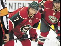 A Conversation with Minnesota Wild Center Matt Cullen
