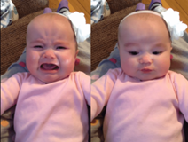 This Baby Won't Stop Crying Until Taylor Swift Comes On