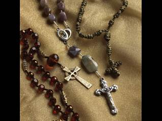 Anglican Prayer Beads
