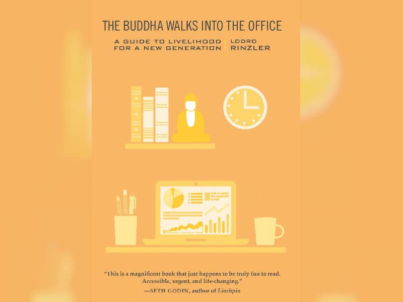 Buddha Walks Office BC